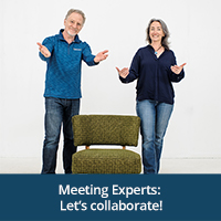 Meeting Experts: Let's collaborate!