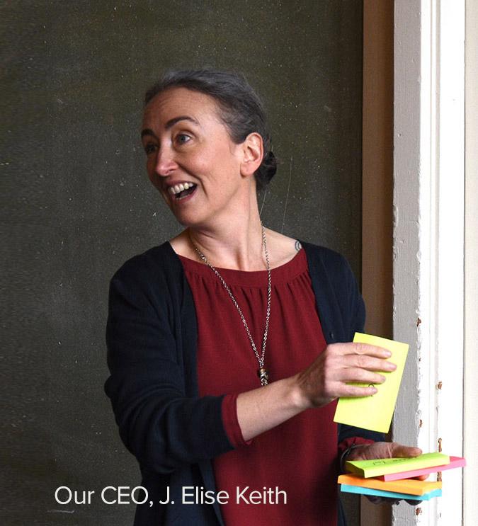 J.Elise Keith