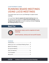 What Is A Governance Cadence Meeting